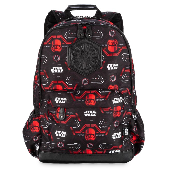 The First Order Backpack – Star Wars: The Rise of Skywalker