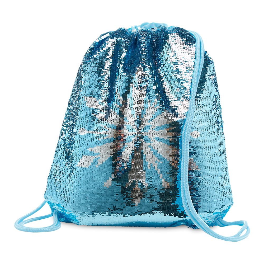 Frozen 2 Reversible Sequin Swim Bag