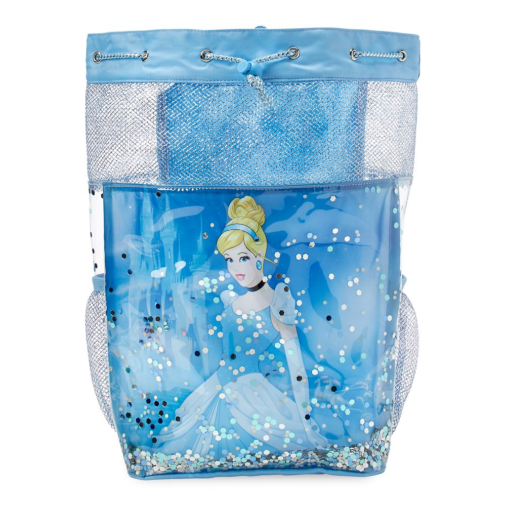 Cinderella Swim Bag