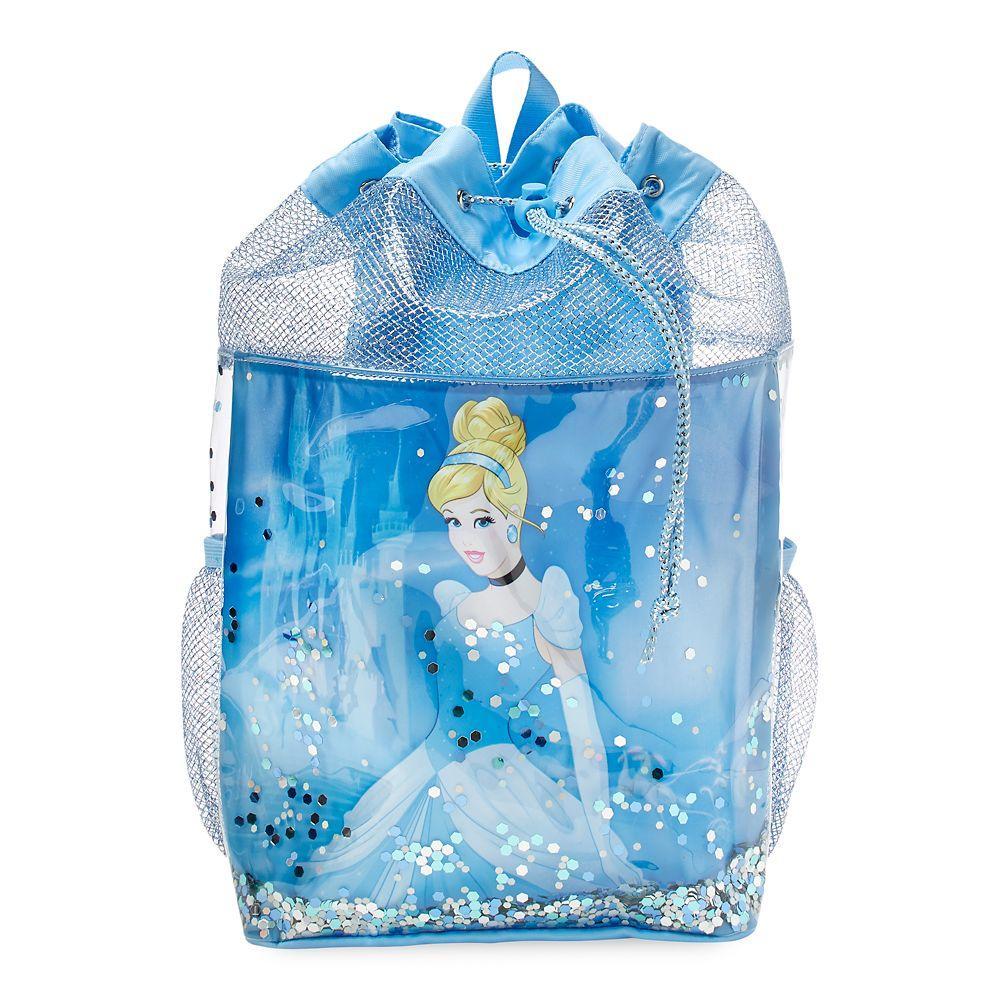 Cinderella Swim Bag