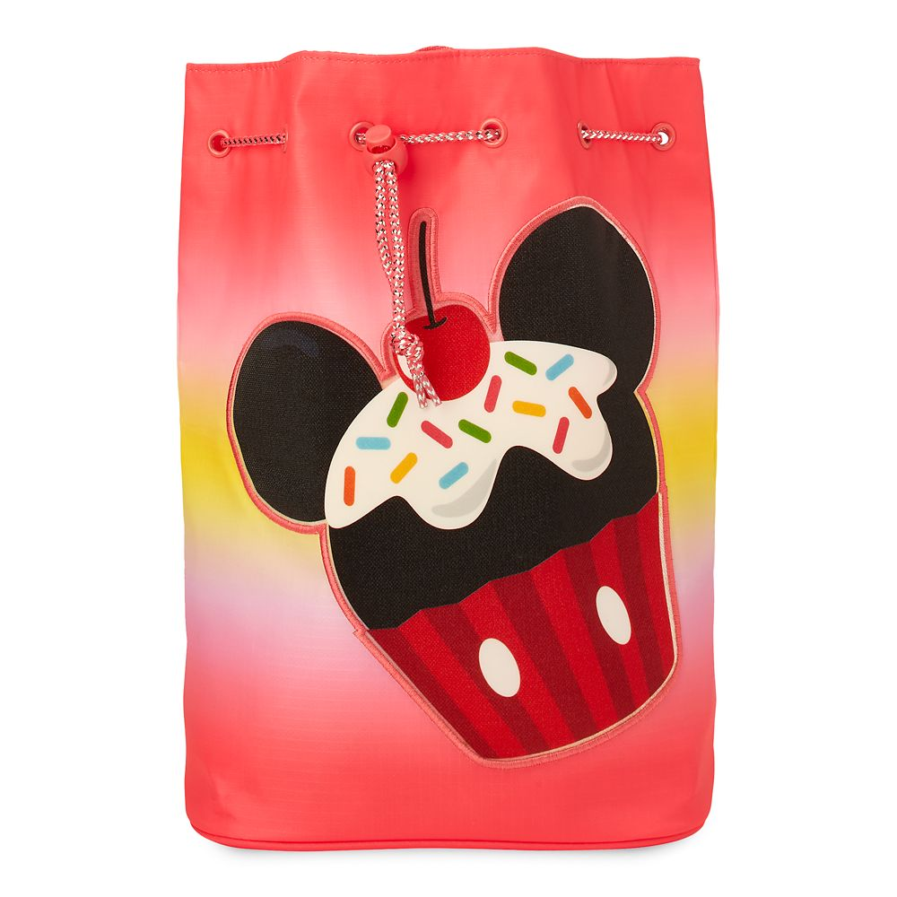 Mickey Mouse Cupcake Swim Bag