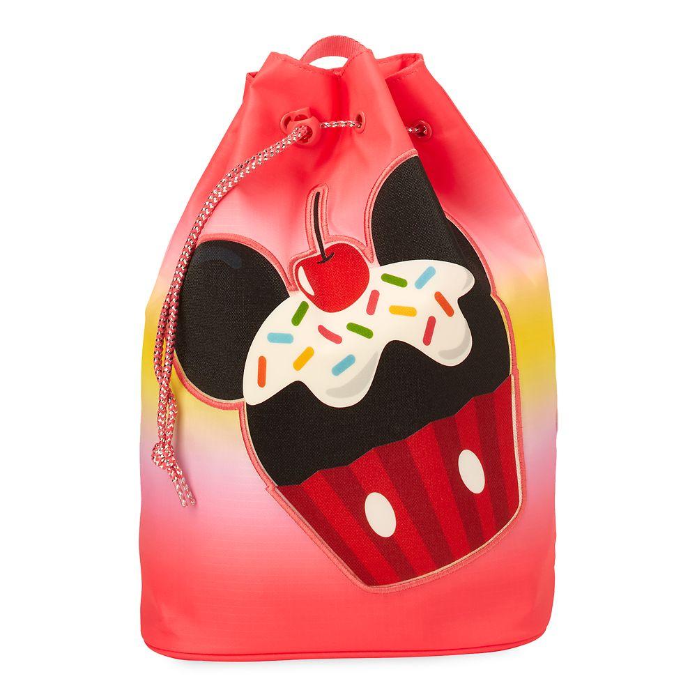 Mickey Mouse Cupcake Swim Bag