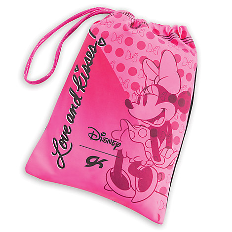 Minnie Mouse Grip Bag by GK