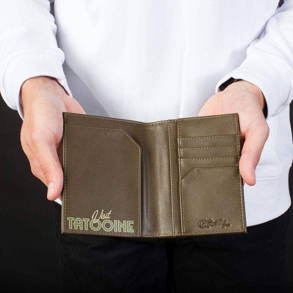 Star Wars Tatooine Passport Holder by Cakeworthy