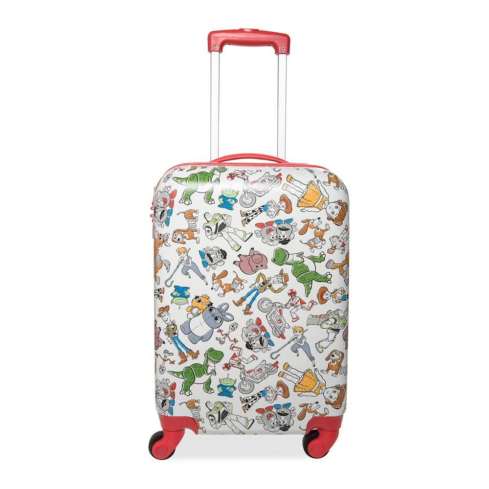Toy Story 4 Rolling Luggage – Small