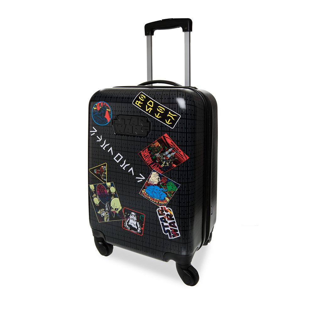 Star Wars Rolling Luggage – Small