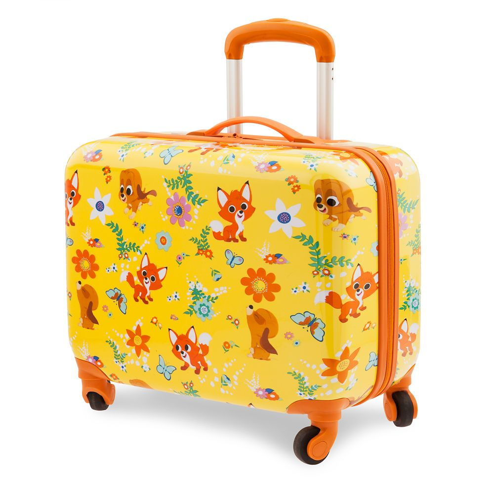 The Fox and the Hound Rolling Luggage – Disney's Furrytale Friends