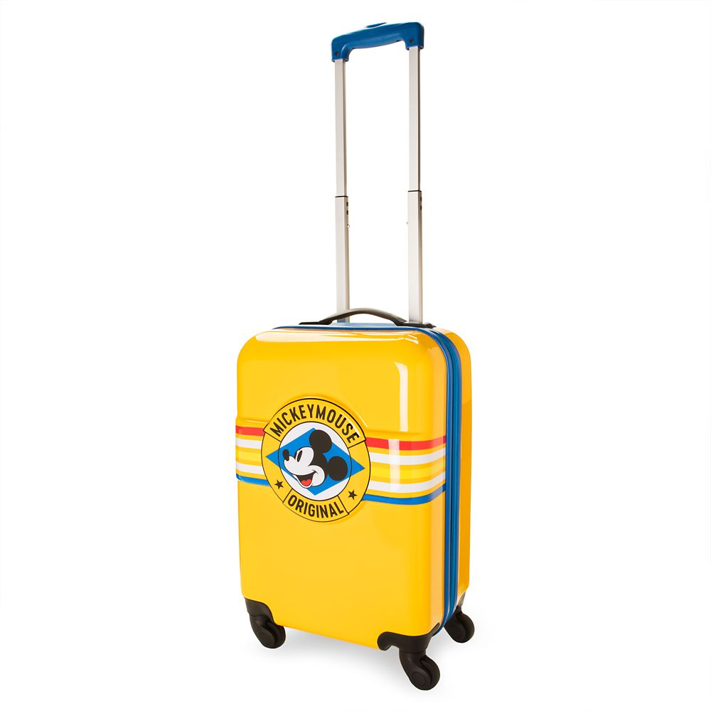 Mickey Mouse Rolling Luggage