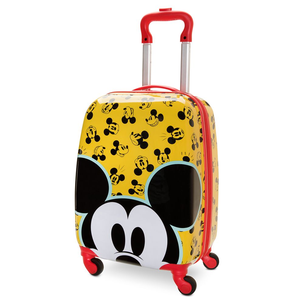 Mickey Mouse Rolling Luggage – Small
