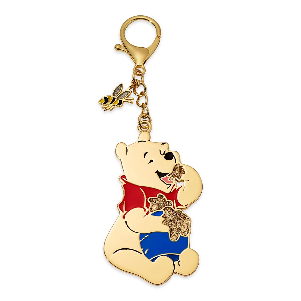 Winnie the Pooh Bag Charm Official shopDisney