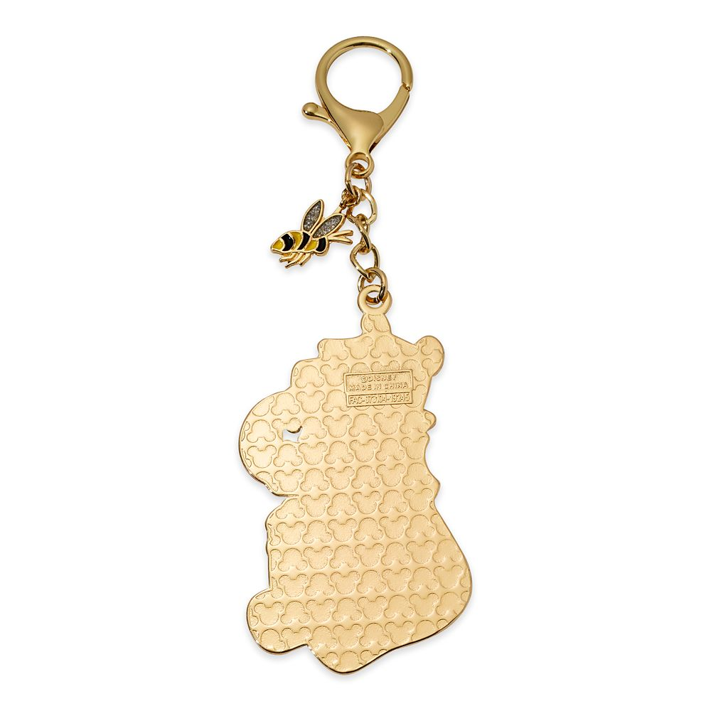 Winnie the Pooh Bag Charm