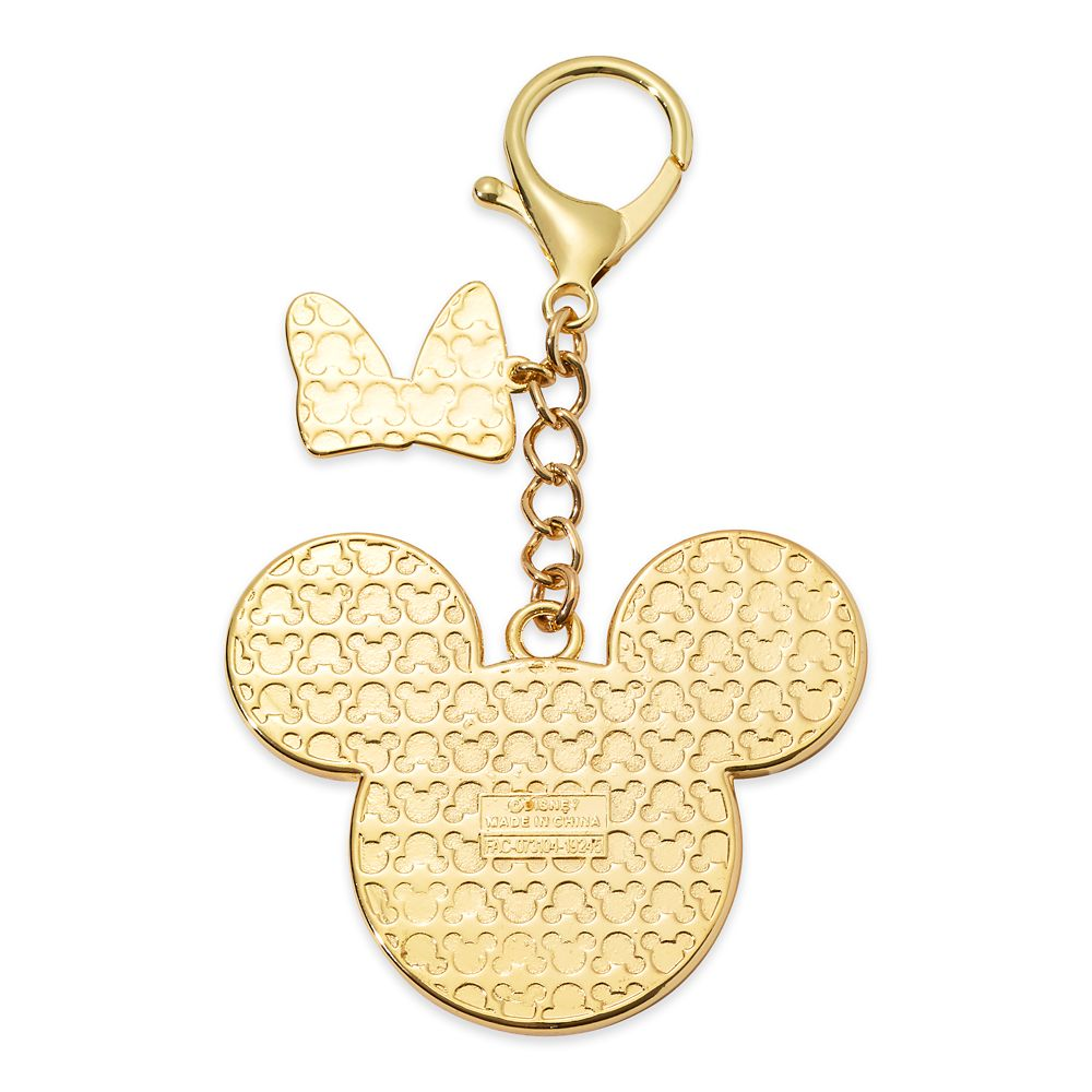 Minnie Mouse Icons Bag Charm
