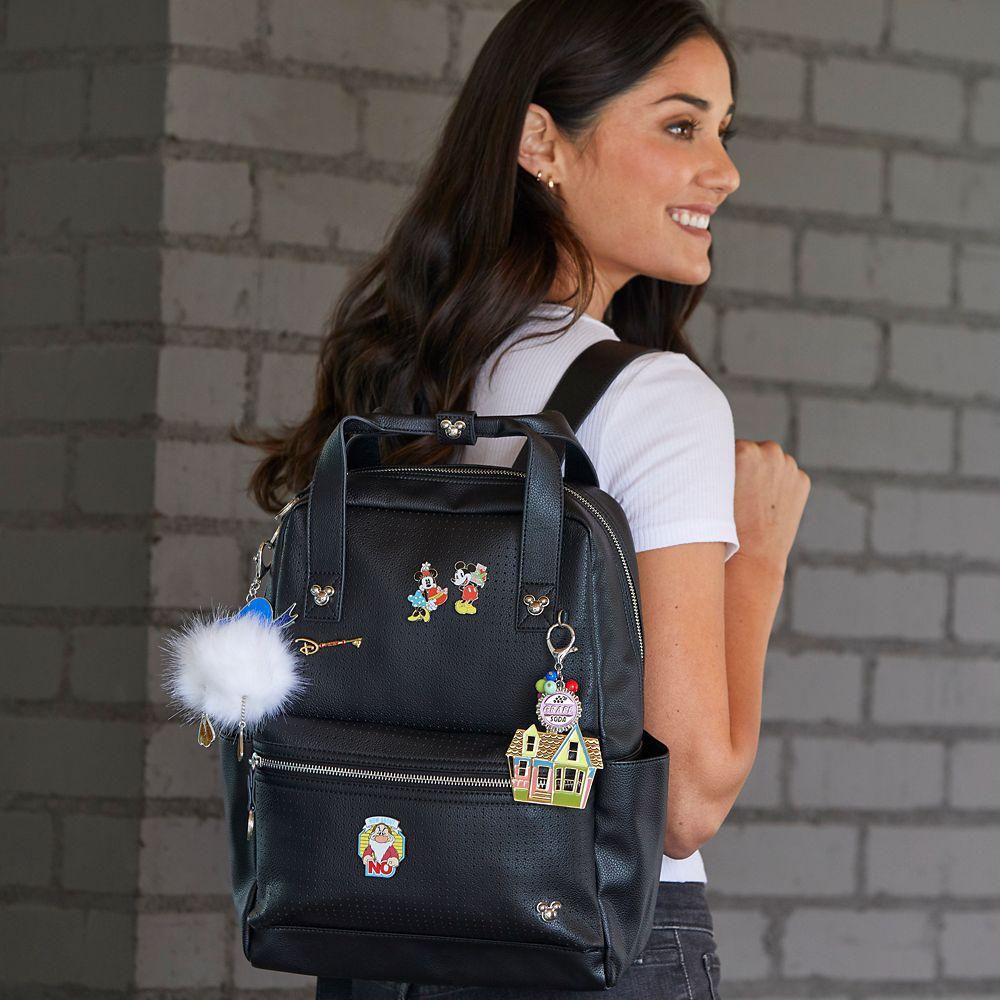 Donald Duck Fuzzy Bag Charm