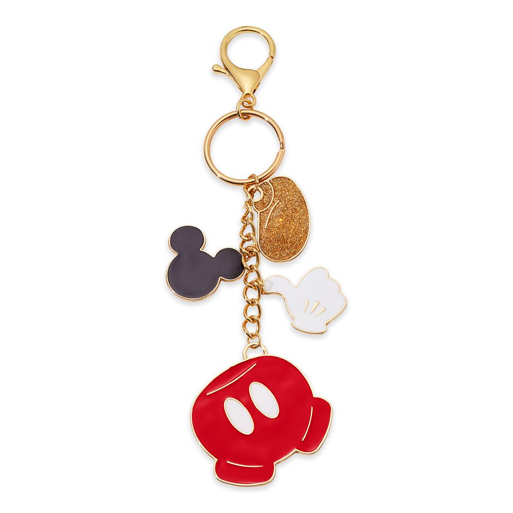 Mickey Mouse Icons Bag Charm