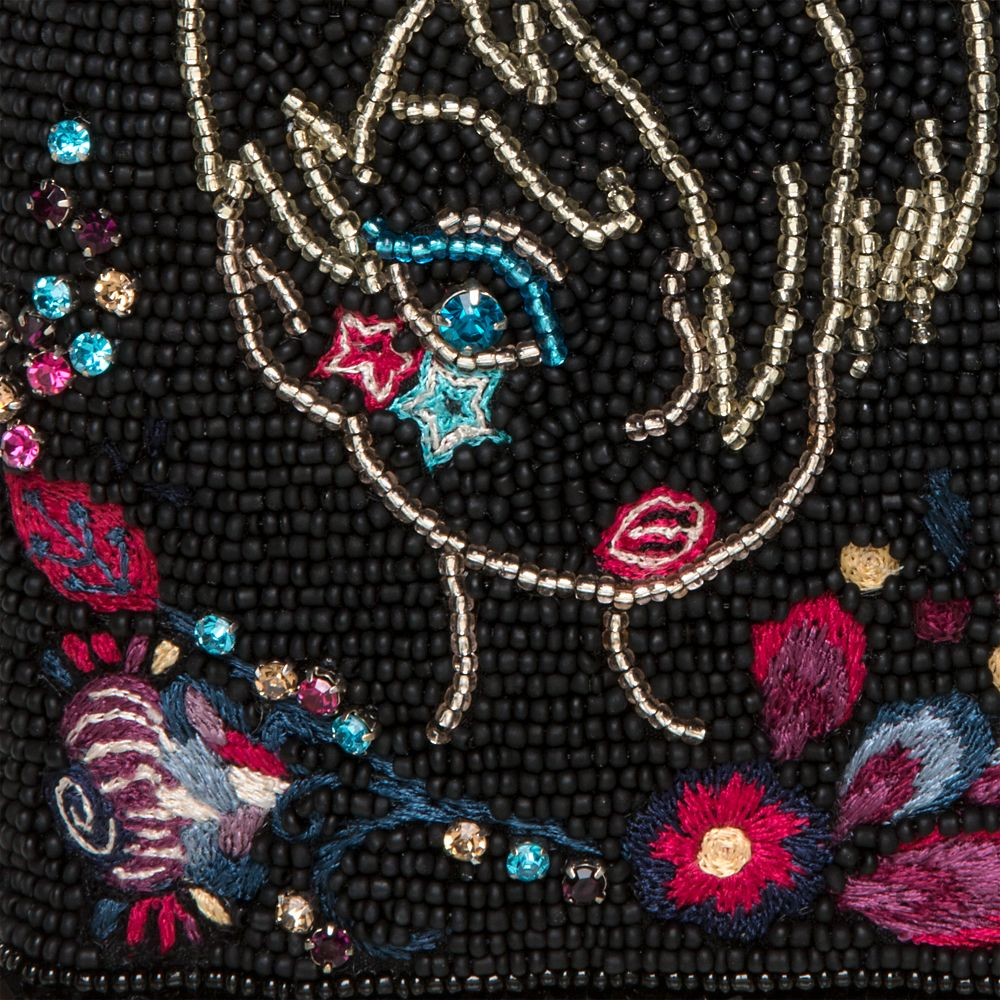 Tinker Bell Beaded Crossbody Bag by Mary Frances