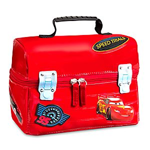 Lightning McQueen Lunch Tote