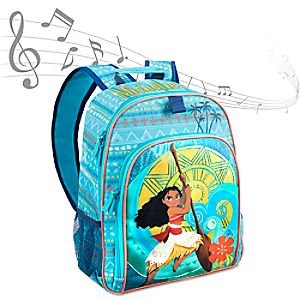 Moana Musical Backpack - Personalizable