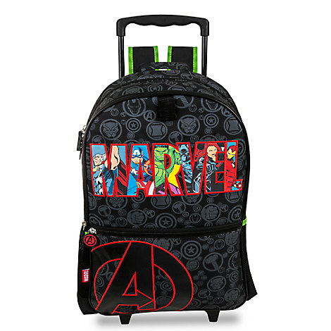 Avengers Rolling Backpack