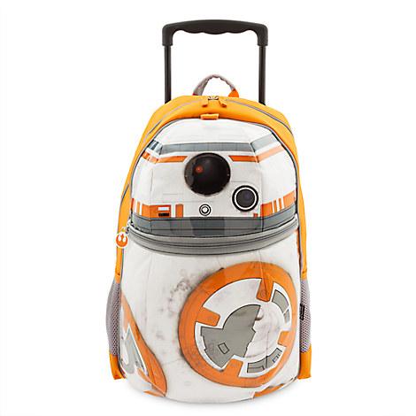 BB-8 Rolling Backpack - Star Wars: The Last Jedi