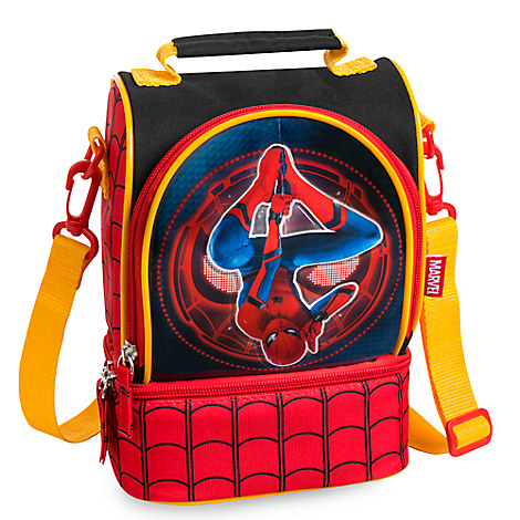 Spider-Man Lunch Tote