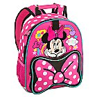 Minnie Mouse Junior Backpack - Personalizable