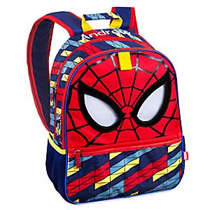 Spider-Man Backpack - Personalizable 2725047150608P