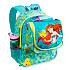 Little Mermaid Backpack - Personalizable