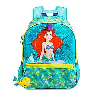 Disney Store Little Mermaid Backpack  -  Personalizable