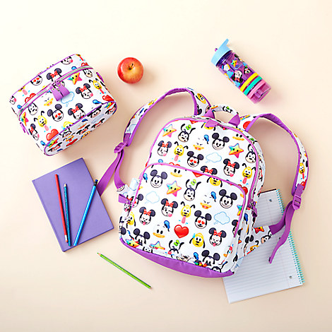 World of Disney Emoji Backpack - Personalizable