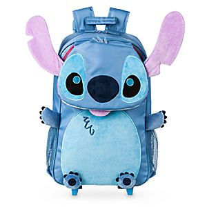 Stitch Rolling Backpack - Personalizable