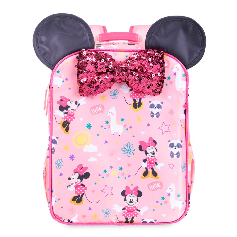 Minnie Mouse Backpack for Kids – Personalized