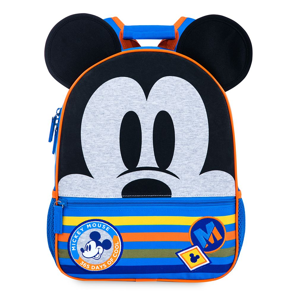 Mickey Mouse Backpack for Kids – Personalized