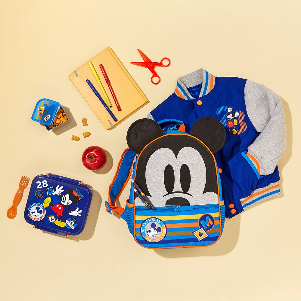 Mickey Mouse Backpack for Kids