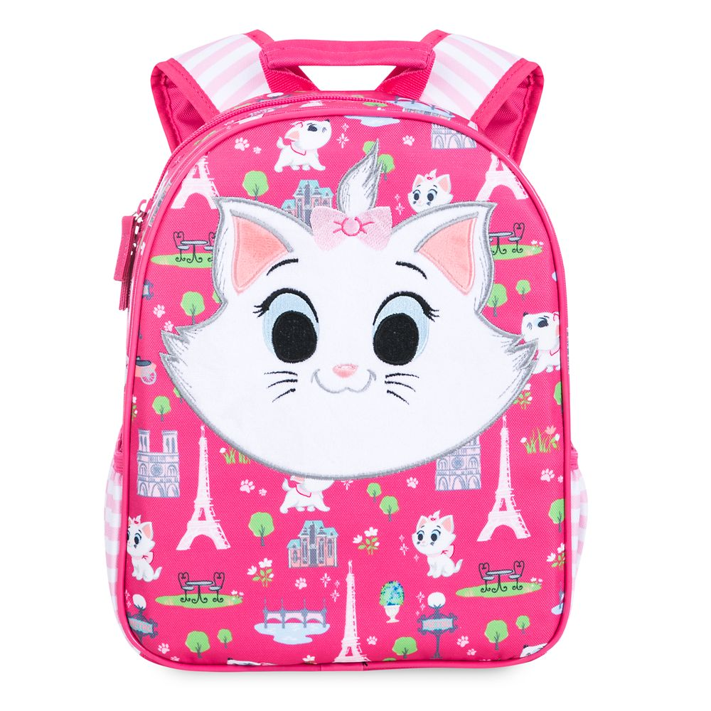 Marie Backpack for Kids  Personalized Official shopDisney