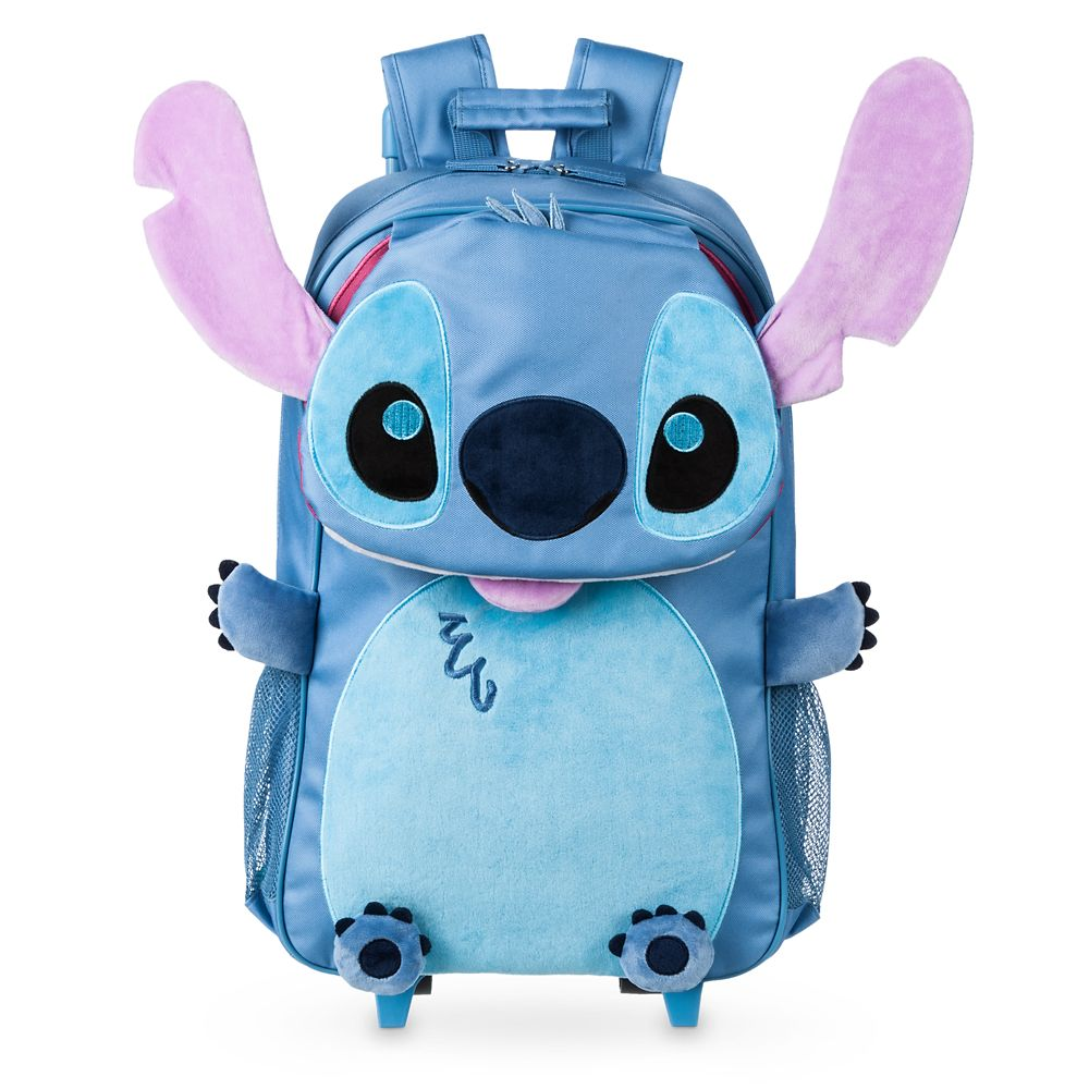 Stitch Rolling Backpack – Personalized