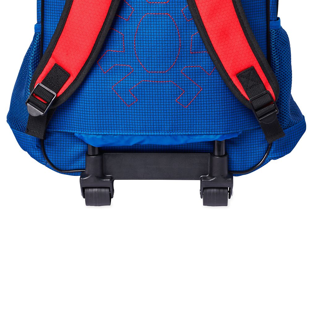 Spider-Man Rolling Backpack – Personalized