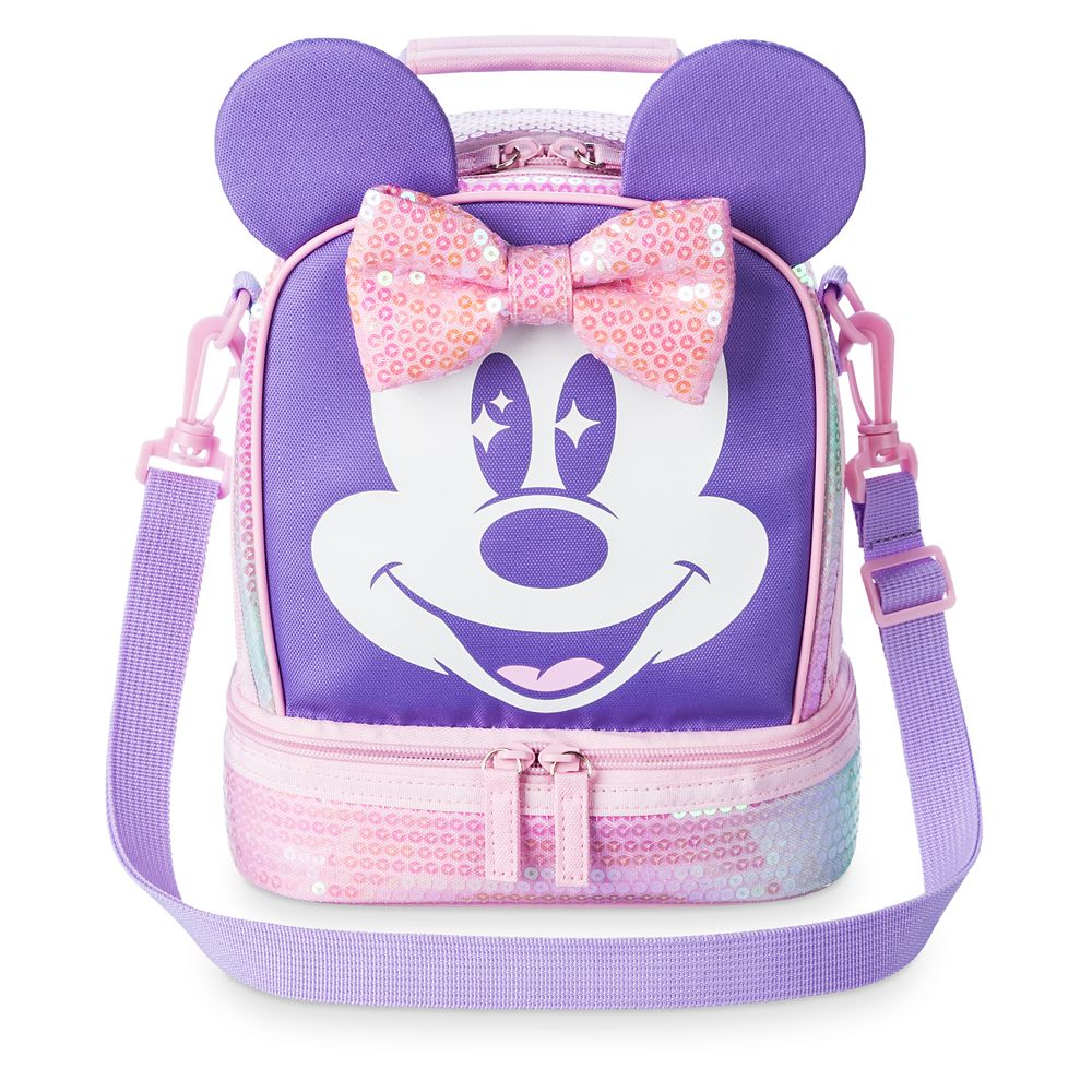 Minnie Mouse Pink Lunch Box