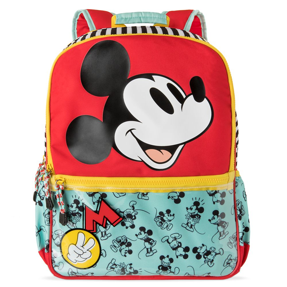 Wild Flowers Kids Backpack Personalized