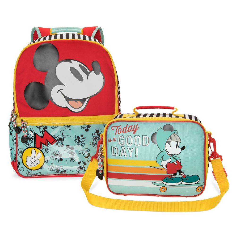 Mickey Mouse Backpack – Personalized