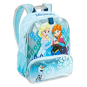 Frozen Light-Up Backpack - Personalizable