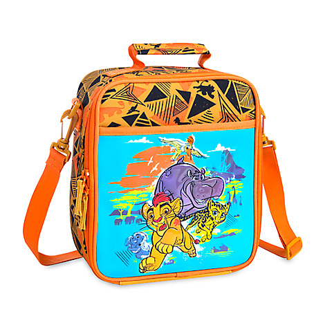 The Lion Guard Lunch Tote