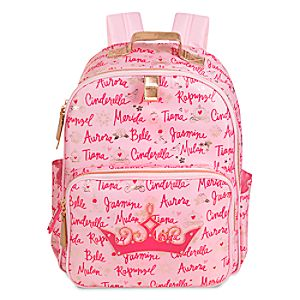 Disney Princess Backpack - Personalizable