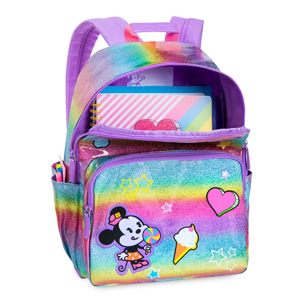 Mickey and Minnie Mouse Backpack