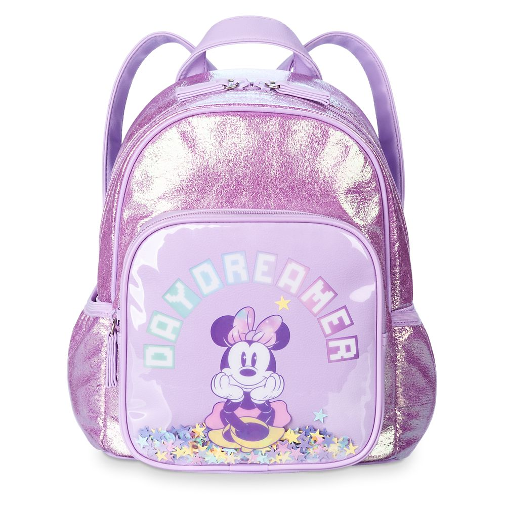 Minnie Mouse Purple Mini Backpack