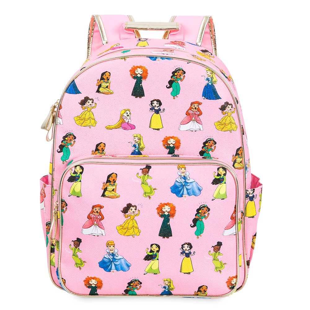 ed918aa124bd Disney Princess Backpack