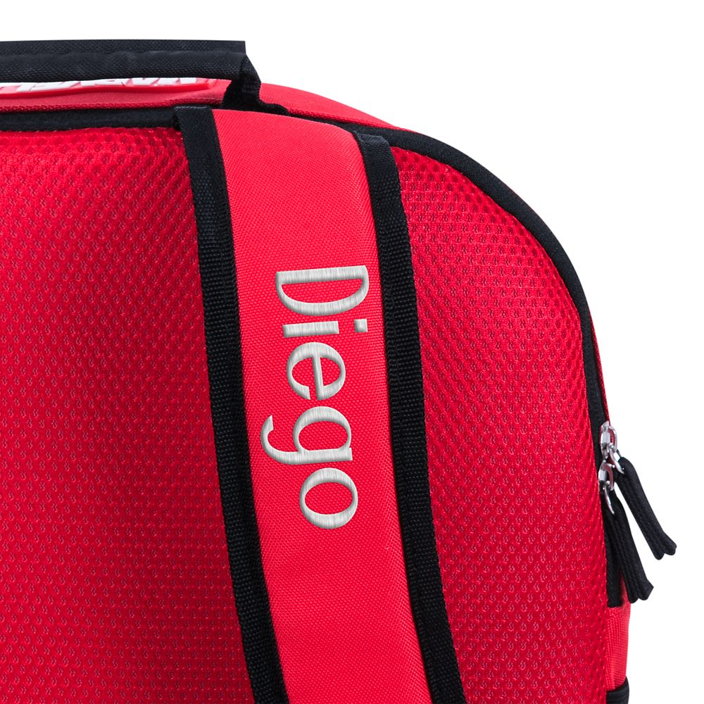 Spider-Man Backpack – Personalized