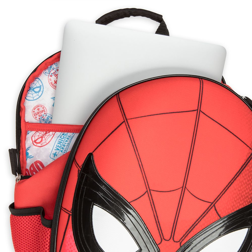 Marvel) Back Pouch Backpack front Costume Sweatshirt