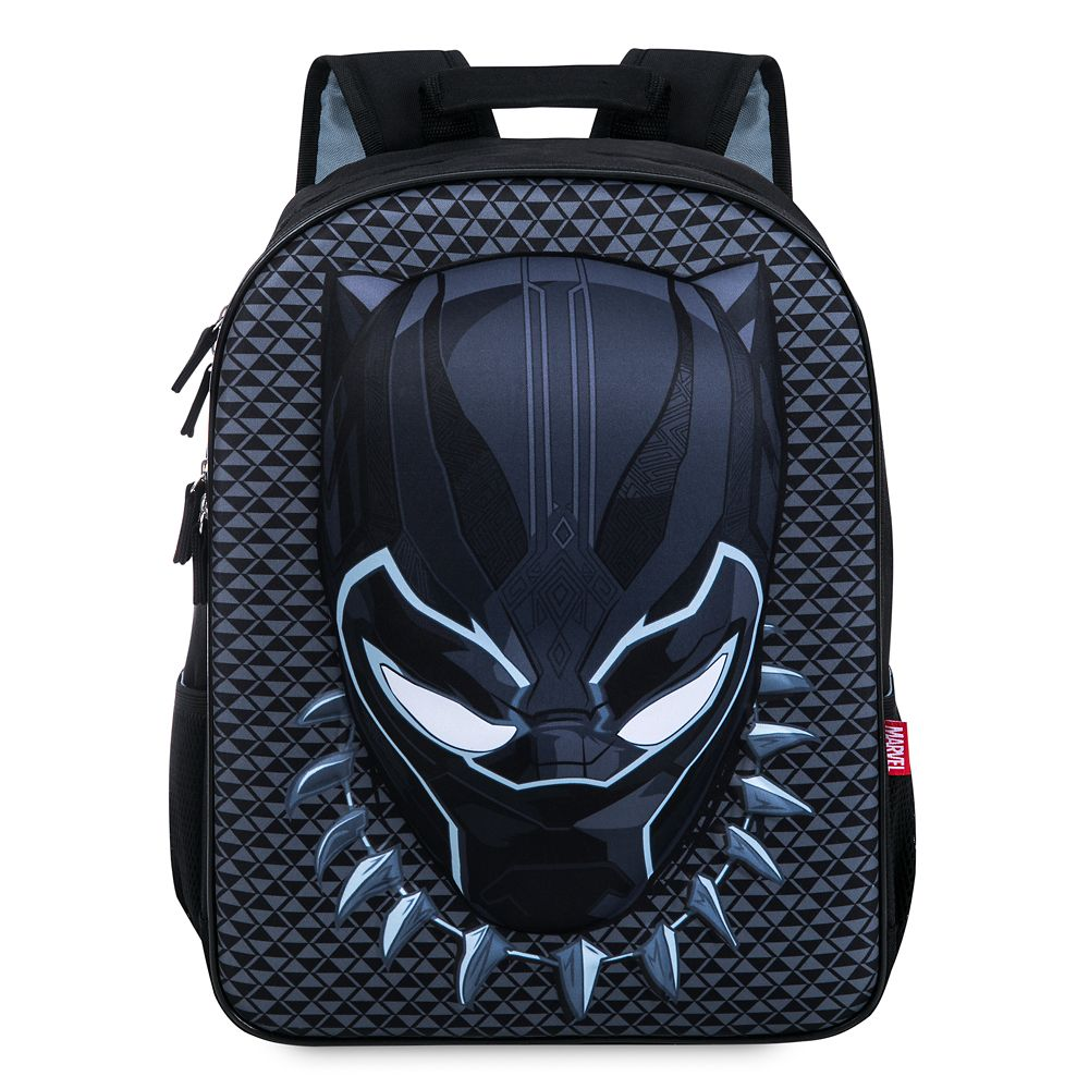 Black Panther Backpack – Personalized