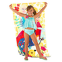 Frozen Beach Towel - Personalizable
