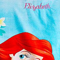 Ariel Beach Towel - Personalizable